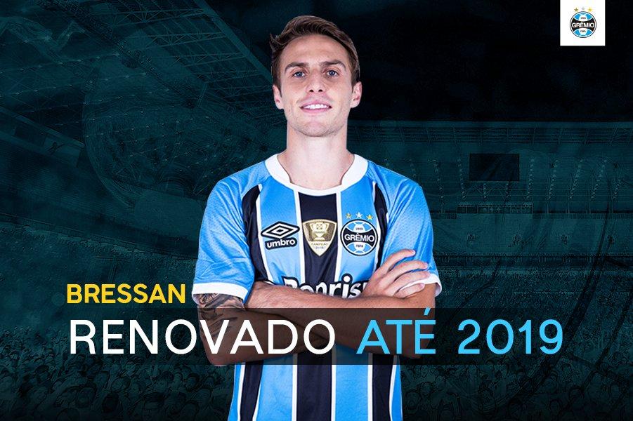 Grêmio FBPA's photo on Bressan