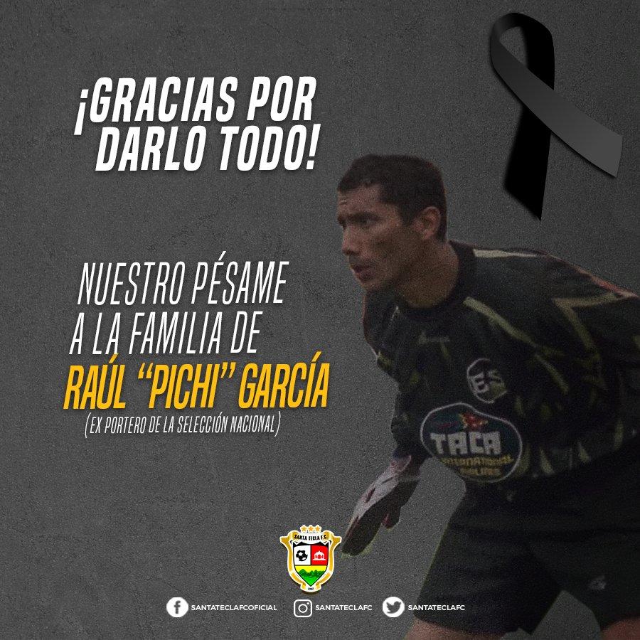 Fallecio Raul Antonio Garcia 1962-2018. DTR3tmtVQAAk7St