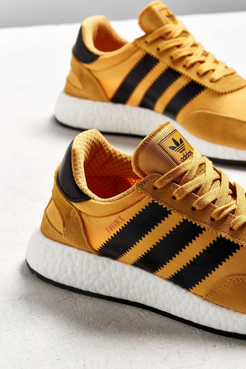 ... adidas Iniki Runner Boost Goldenrod BY9733 ... adidas alerts on Twitter  ... e3be2d0e4