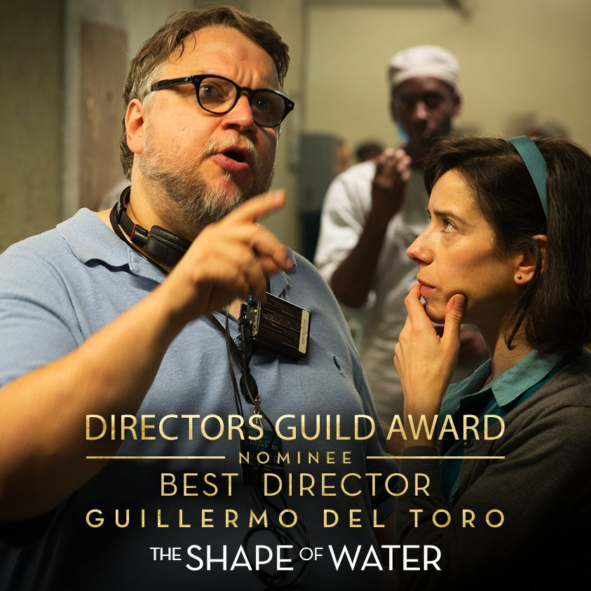 Congratulations to @realGDT on his Direc...