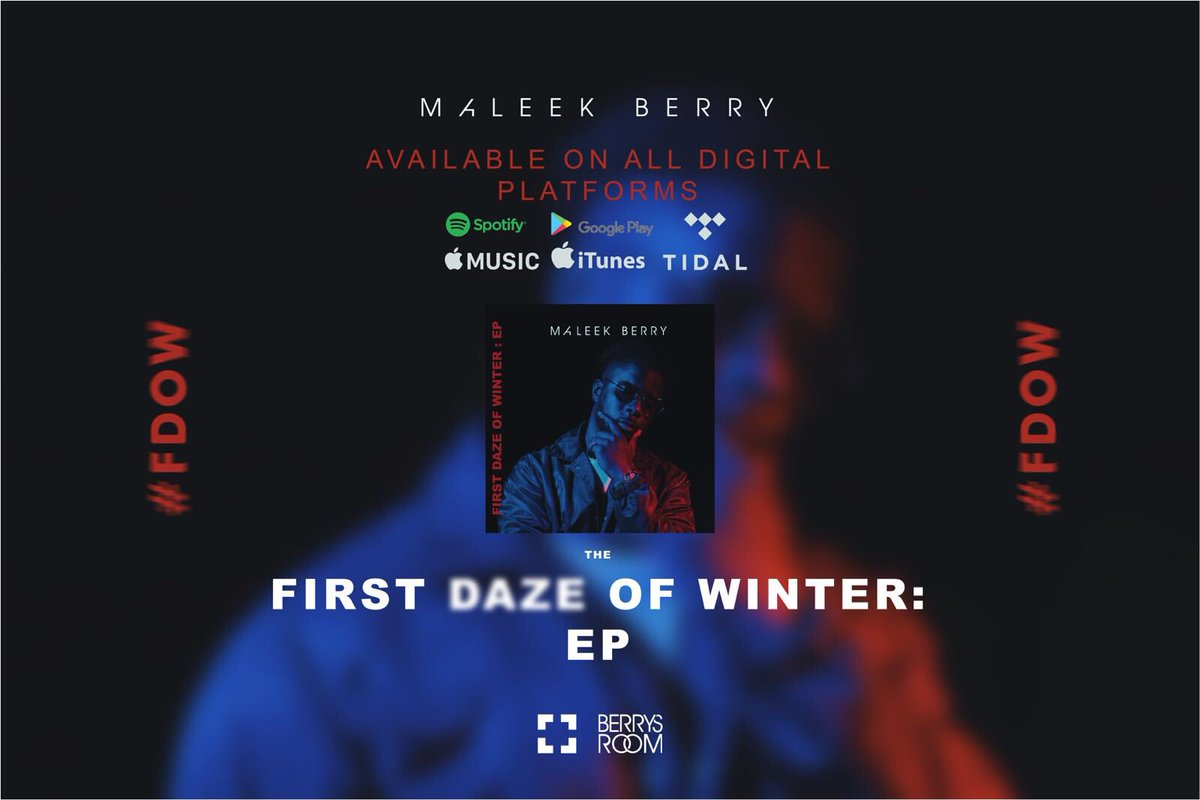 First Daze Of Winter - EP Available On A...