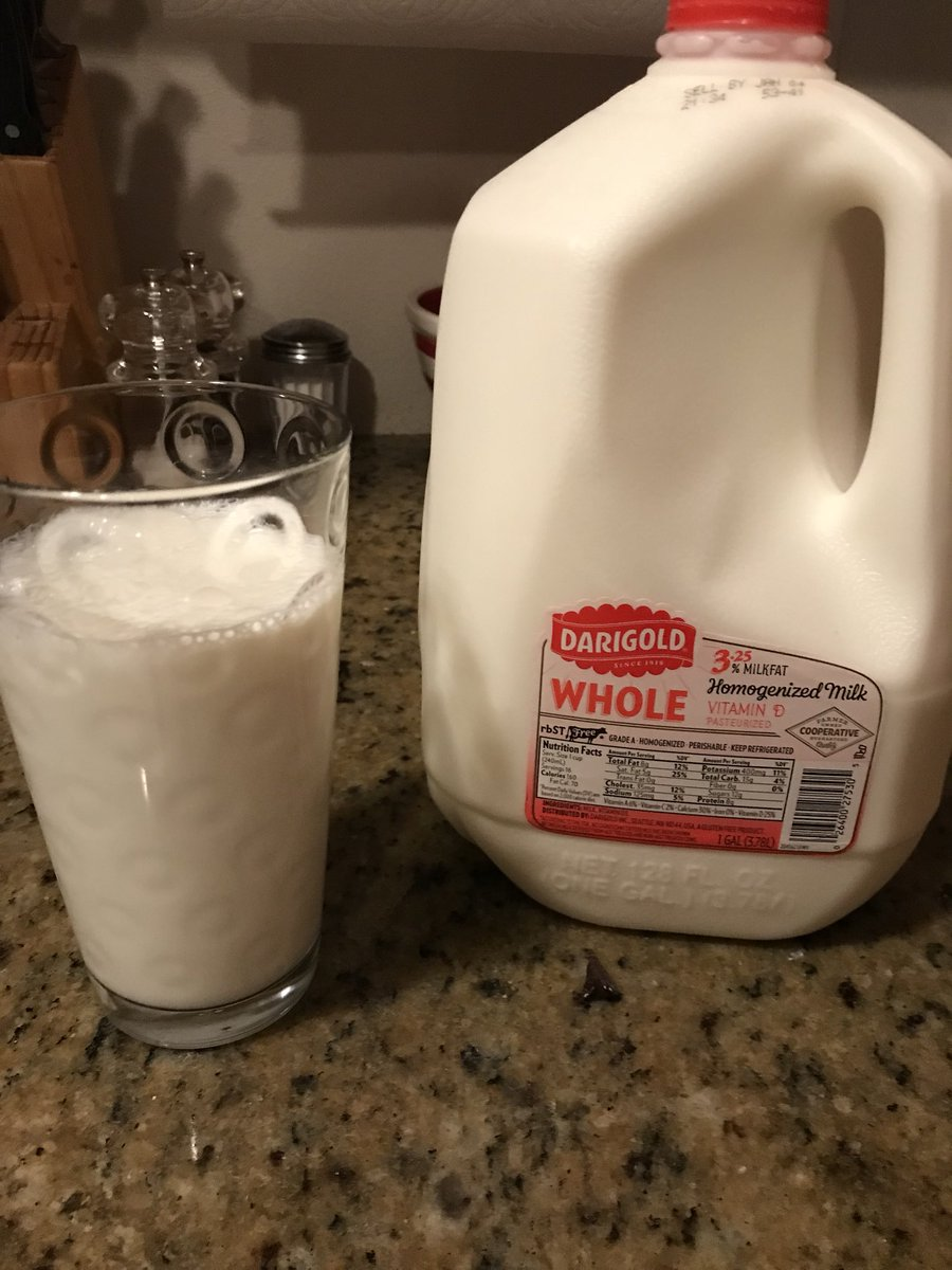 Why can not milk 79