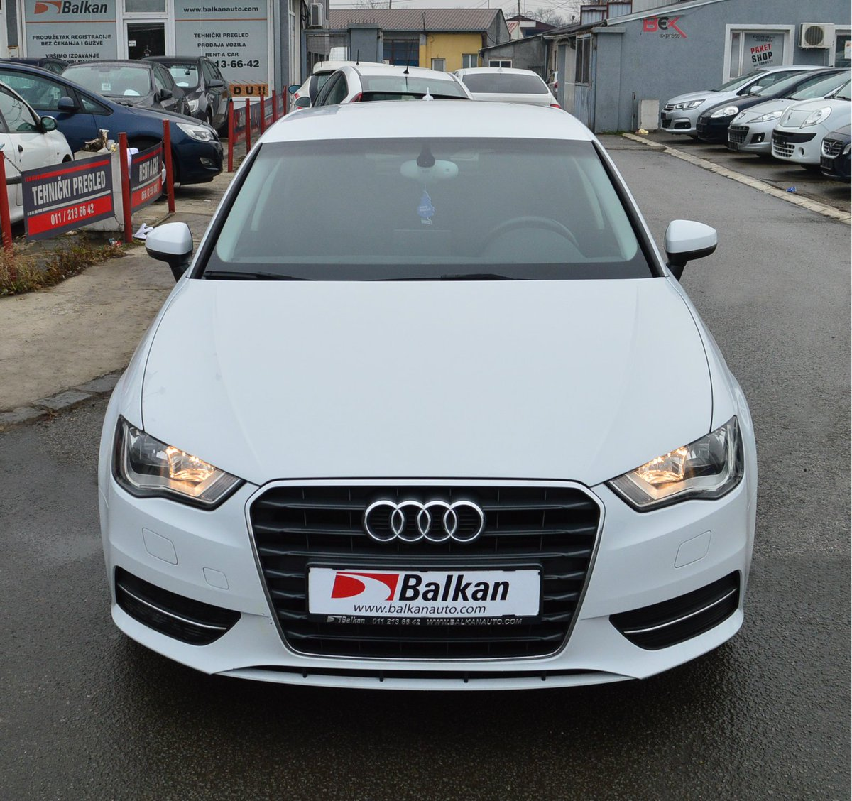 Balkan Auto على تويتر Audi A3 2013god Više Info Https