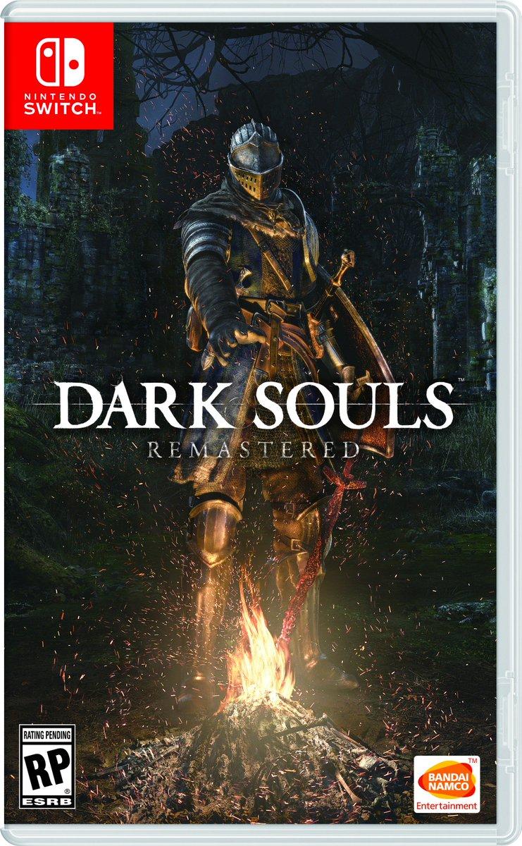 Dark Souls Remastered  DTRL26xX0AES32b