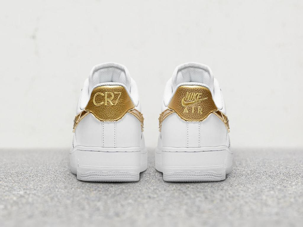 huge discount 85a3f a0354 @Cristiano's #Nike Air Force 1 CR7