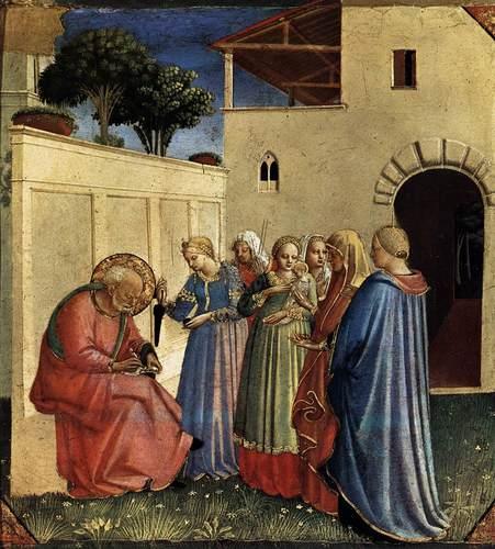 RT @artistangelico: The Naming of St. John the Baptist #fineart #arthistory https://t.co/888URNvq2W