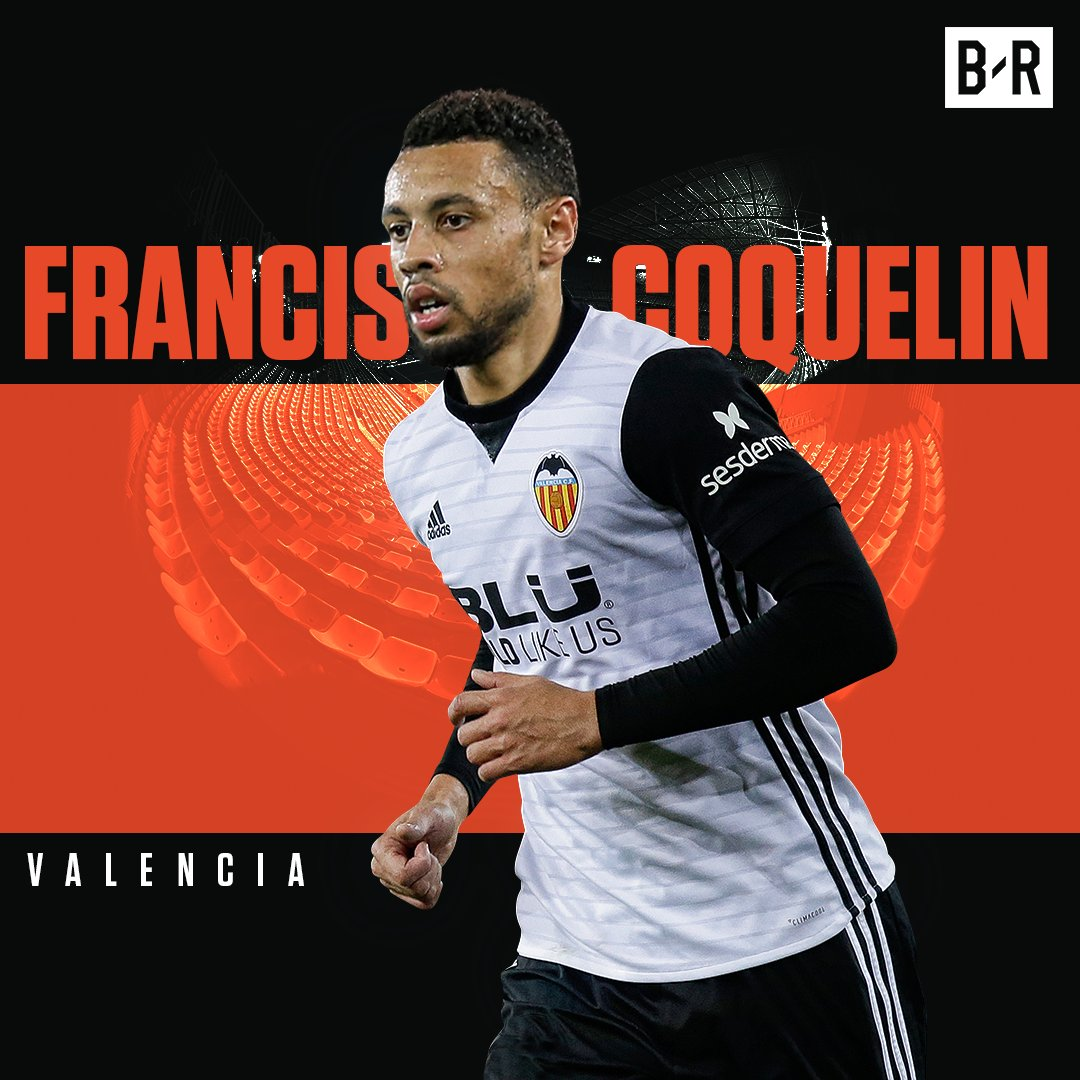 ff5fb4c336d Valencia have completed the signing of French midfielder Francis Coquelin  from Arsenal. The La Liga club confirmed the move for the 26-year-old on  their ...