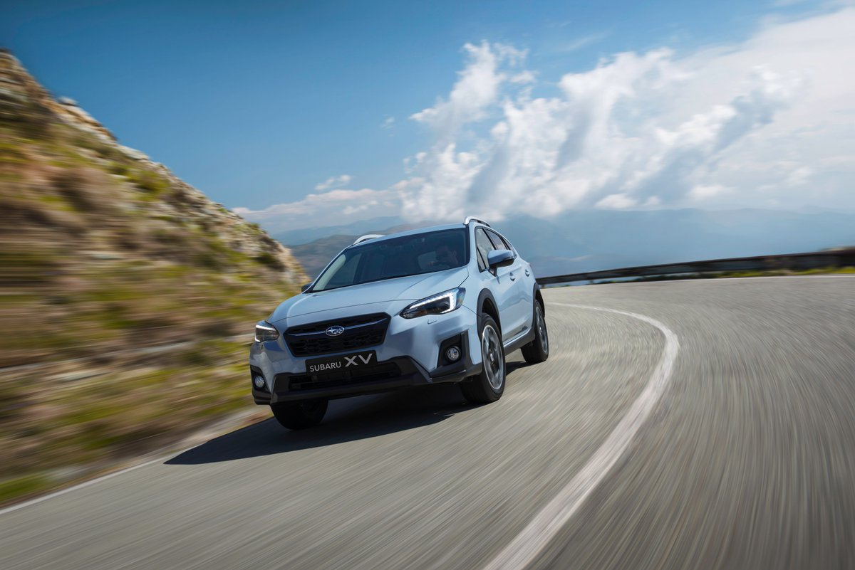 Subaru Europe On Twitter The All New Xv And Impreza Win 2017 Euro Ncap Best In Cl Safety Award For Small Family Car