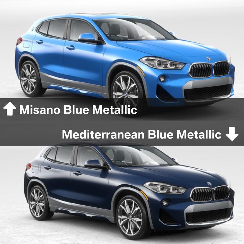 2018 Detroit Auto Showbmw X2, BMW