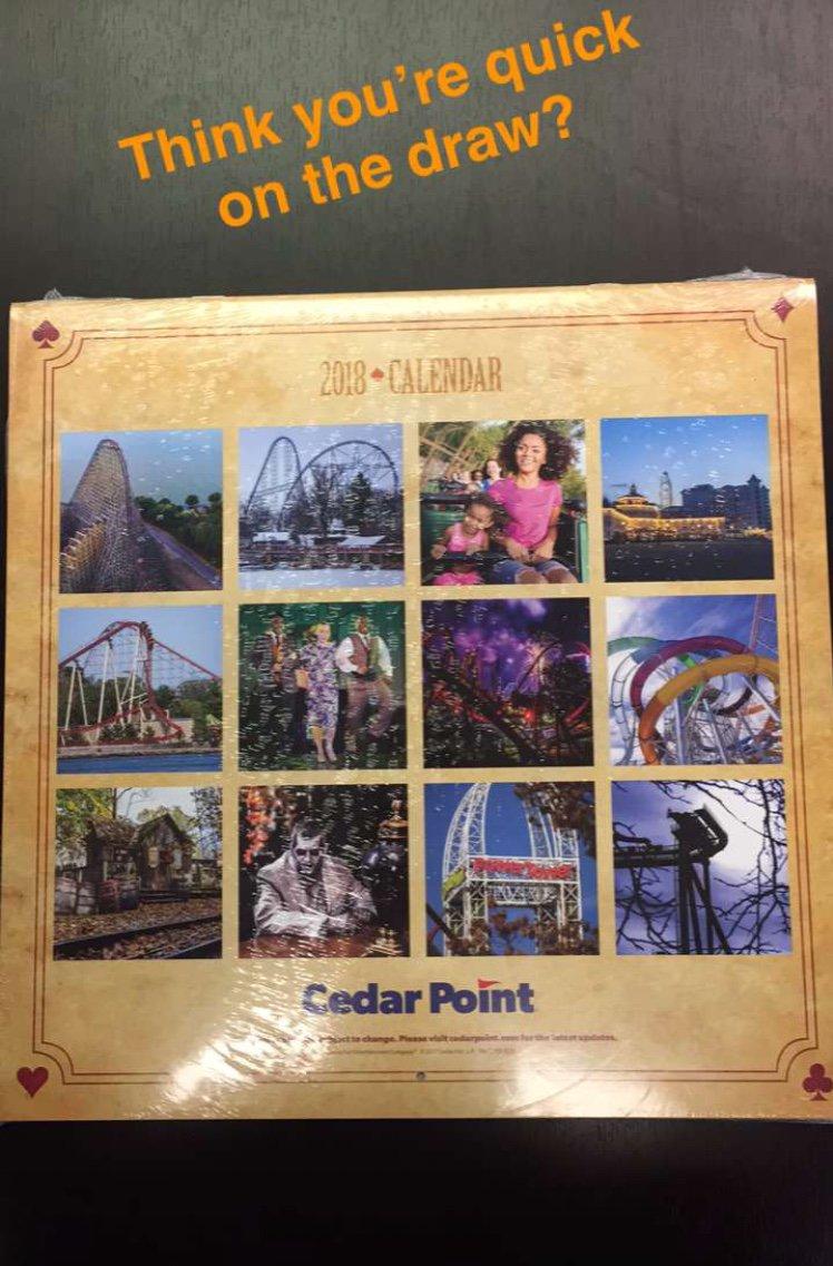 Cedar Point on Twitter: