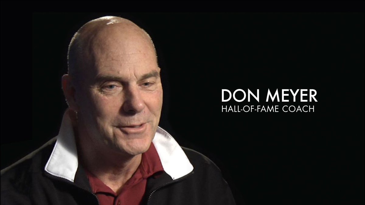 Coach Don Meyer explains what the true meaning of TEAMS is!
