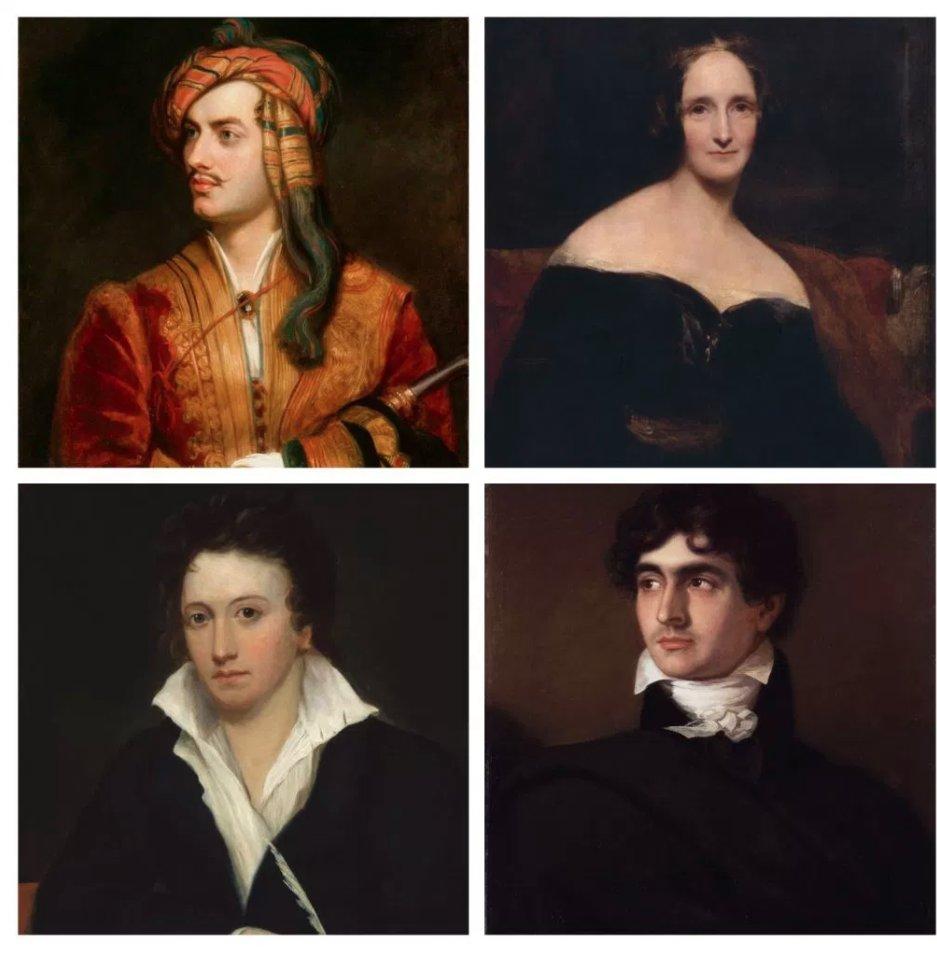 Lord Byron siglo xix