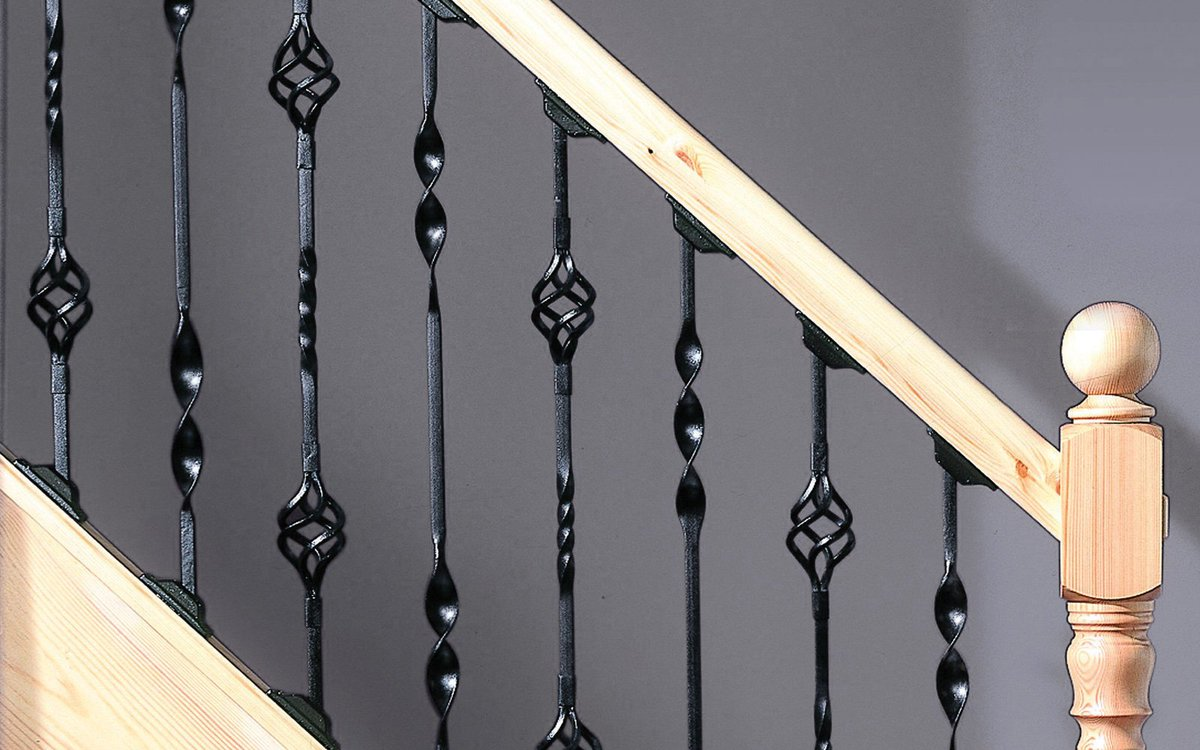Discover One Of The Best Ranges Of Metal Stair Parts In The UK, That Will  Bring A Unique New Style To Your Next Staircase Project    Http://ow.ly/G5rR30hChR3 ...