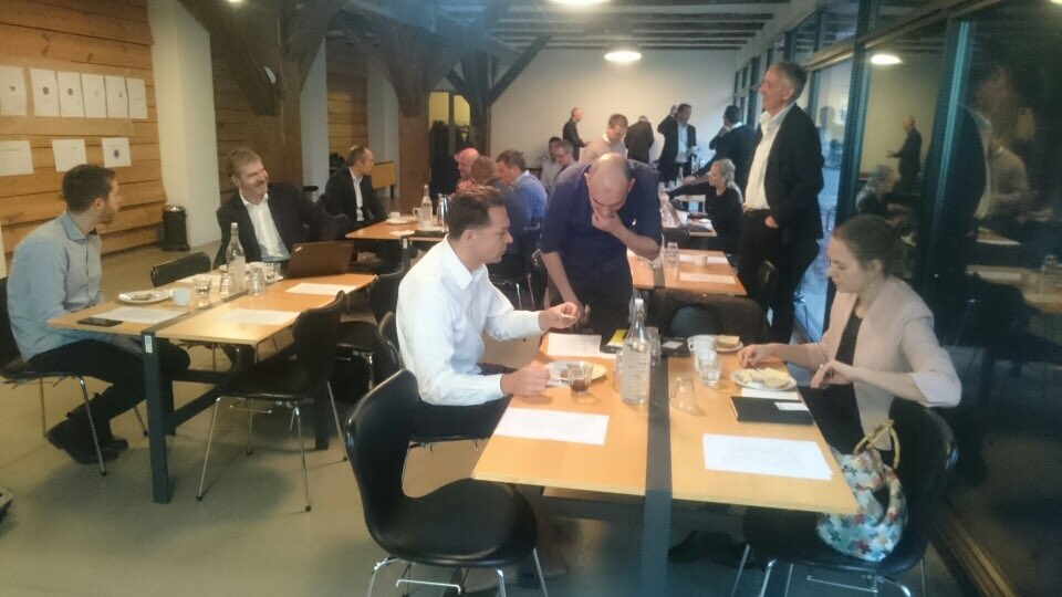 From problem to idea to new solution to new business. Our Match Co-create workshops are designed to help companies and organizations further develop their business and solve shared problems. Todays workshop on new technology and infrastructure was initiated by Sund&Bælt @sbaelt