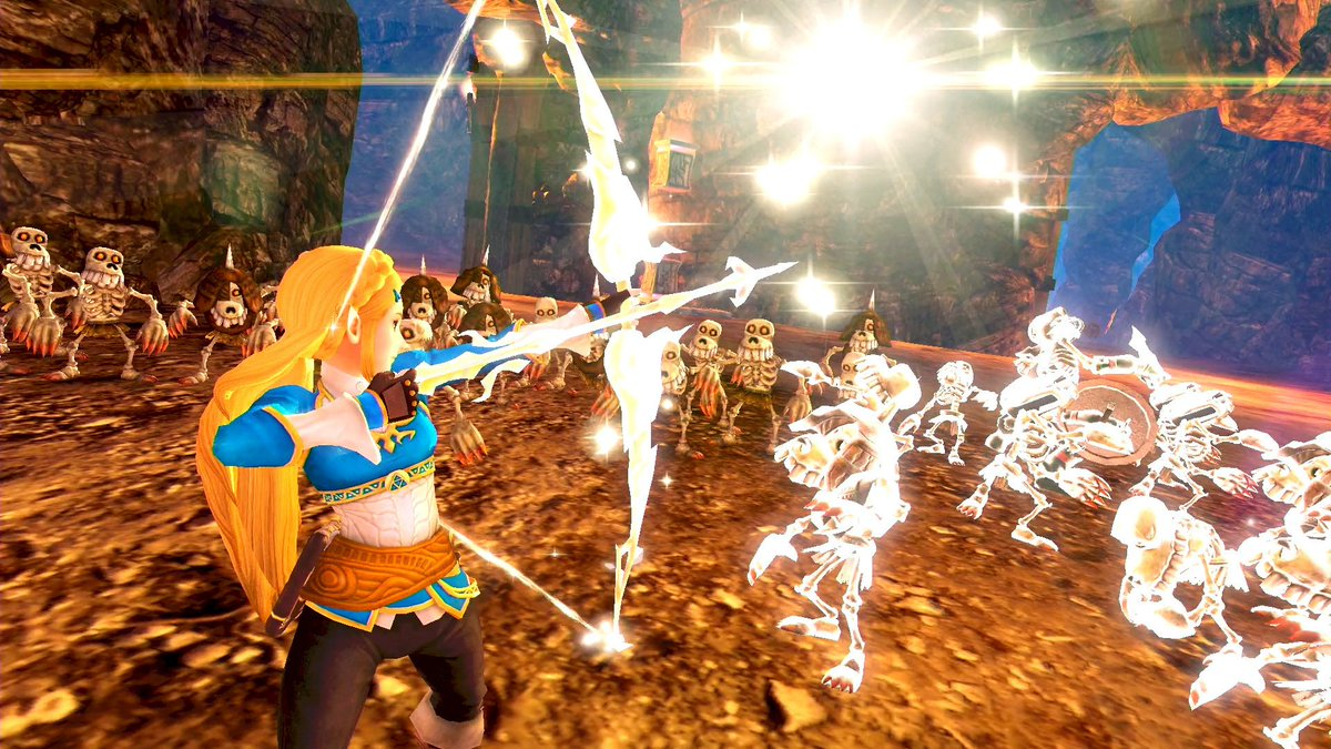 Nintendo Of America On Twitter Hyrulewarriors Definitive Edition Is Coming To Nintendoswitch This Spring Includes The Paid Dlc From The Previous Versions And New Outfits For Link And Zelda Based On The