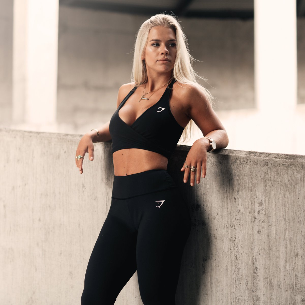 5eb4d44594b64 Make room for the Elite. The Elite sports bra guarantees a dry and comfortable  workout. Perfect when paired with the Dreamy leggings