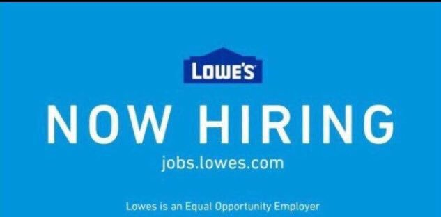 Berc On Twitter Lowes Job Fair Westminster Md Tuesday January