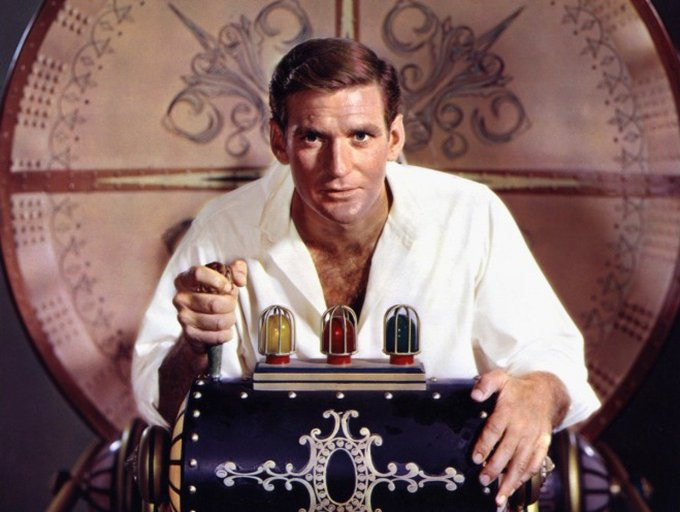 I can\t let today go by without remembering Rod Taylor on his birthday.  Happy birthday Rod!
