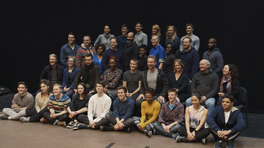 Rehearsals have started for the Broadway production of #CursedChildNYC! Previews begin March 16. More tickets released Feb 7 through registration only - for info visit https://t.co/9faFfMA0G7