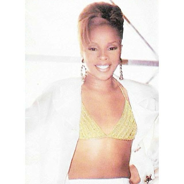 Happy Birthday To The Queen Of Hip Hop and R&B Ms. Mary J. Blige