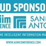 """Your #DigitalTransformation Begins with Intelligent #InformationManagement."" We are honored to be a Platinum sponsor of the 2018 @AIIMIntl Conference! Save $100 off early-bird savings with code SYSTEMWARE. Come see our fun team at #AIIM18 via https://t.co/kof7I3geYu"