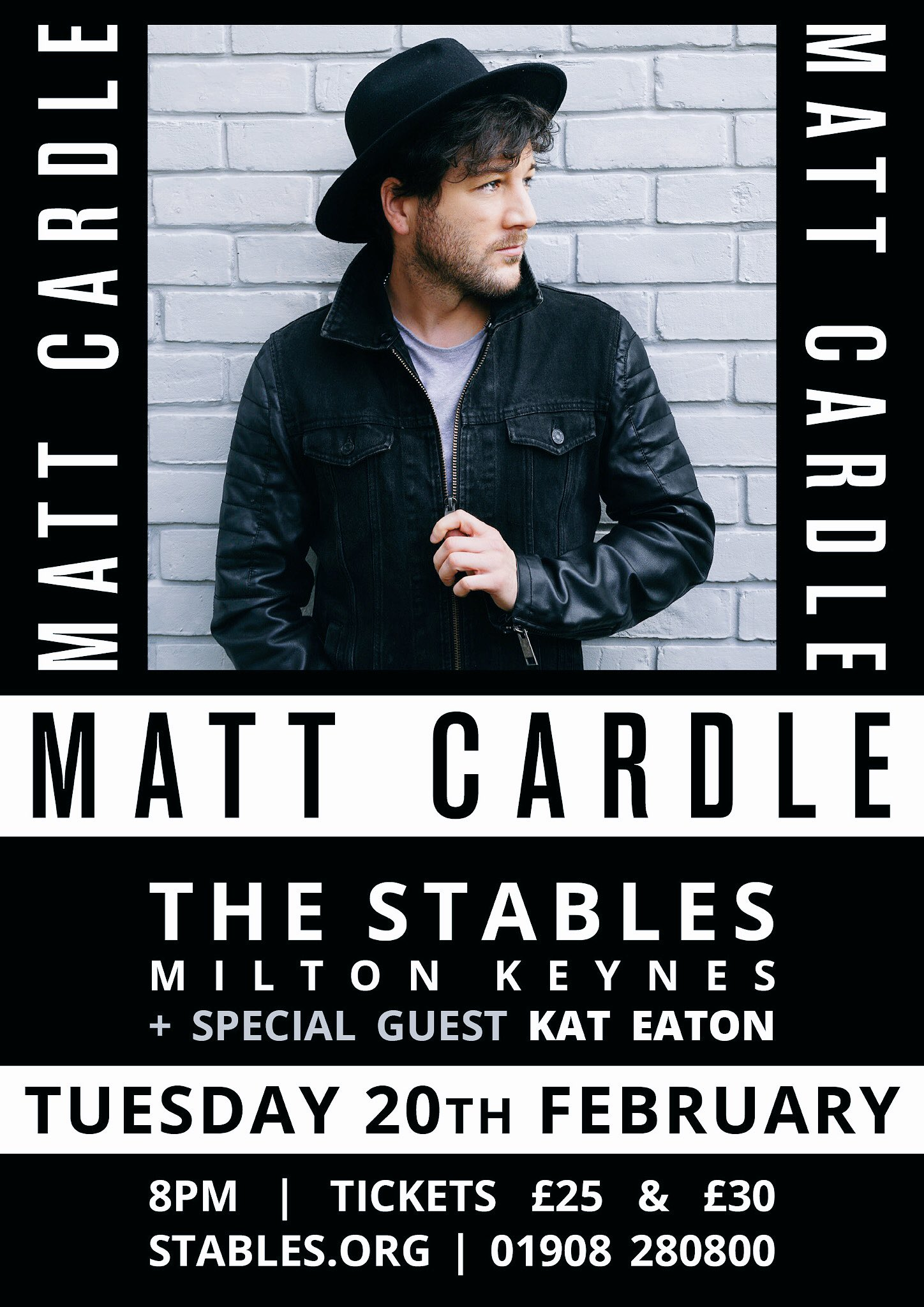 First gig of 2018 @StablesMK 🙏🏼 Can't wait!!!!! 😊 xx https://t.co/X9XA4fNVrA https://t.co/yMs0tE5um5