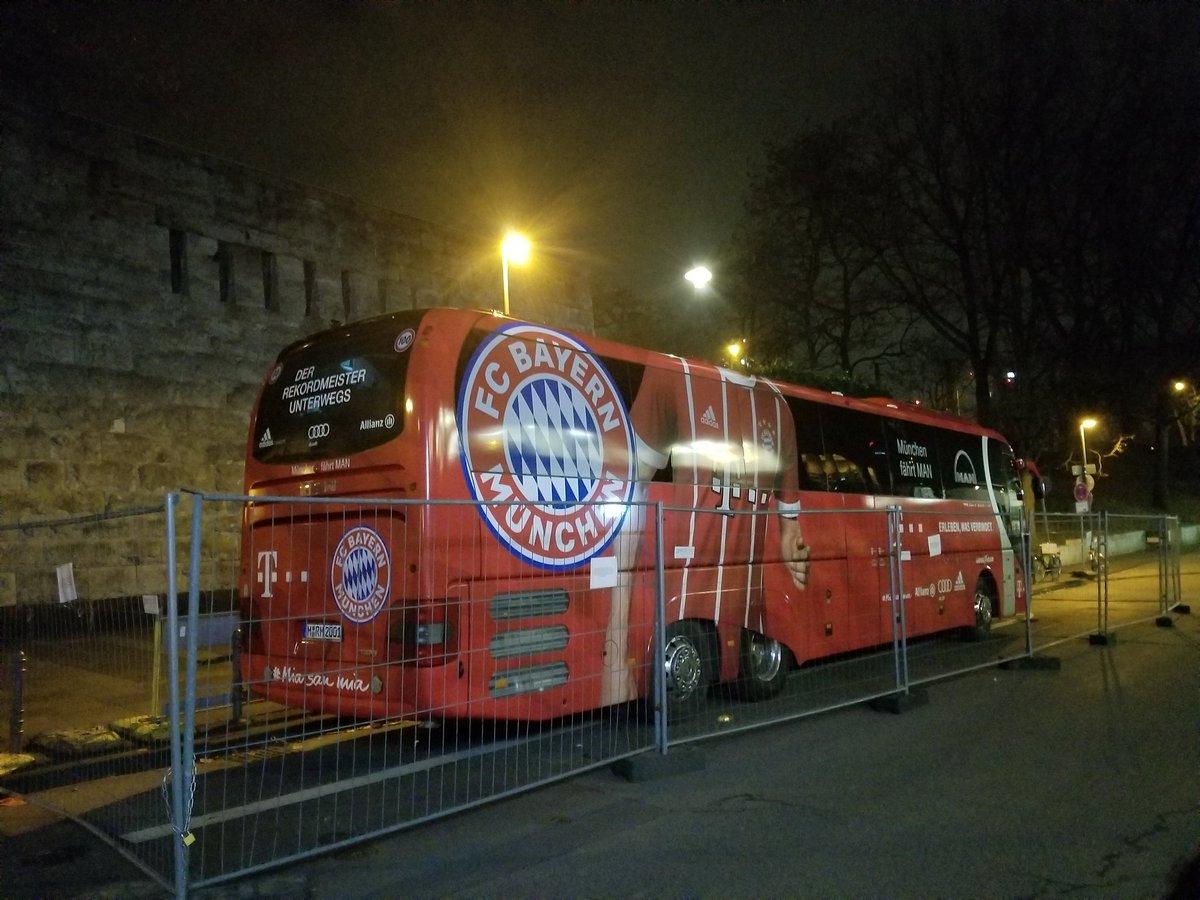 Wir Sind in Köln #MiaSanMia #bundesliga...