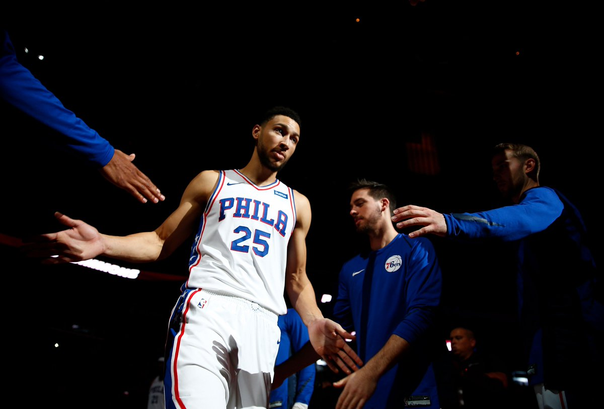 If the country of Georgia can almost get Zaza to the #NBA all-star game, surely Australia can get @BenSimmons25 across the line.  Ben Simmons #NBAVoteVote   Smash that RT button, It'd be Un-Australian not to 🇦🇺🏀👊