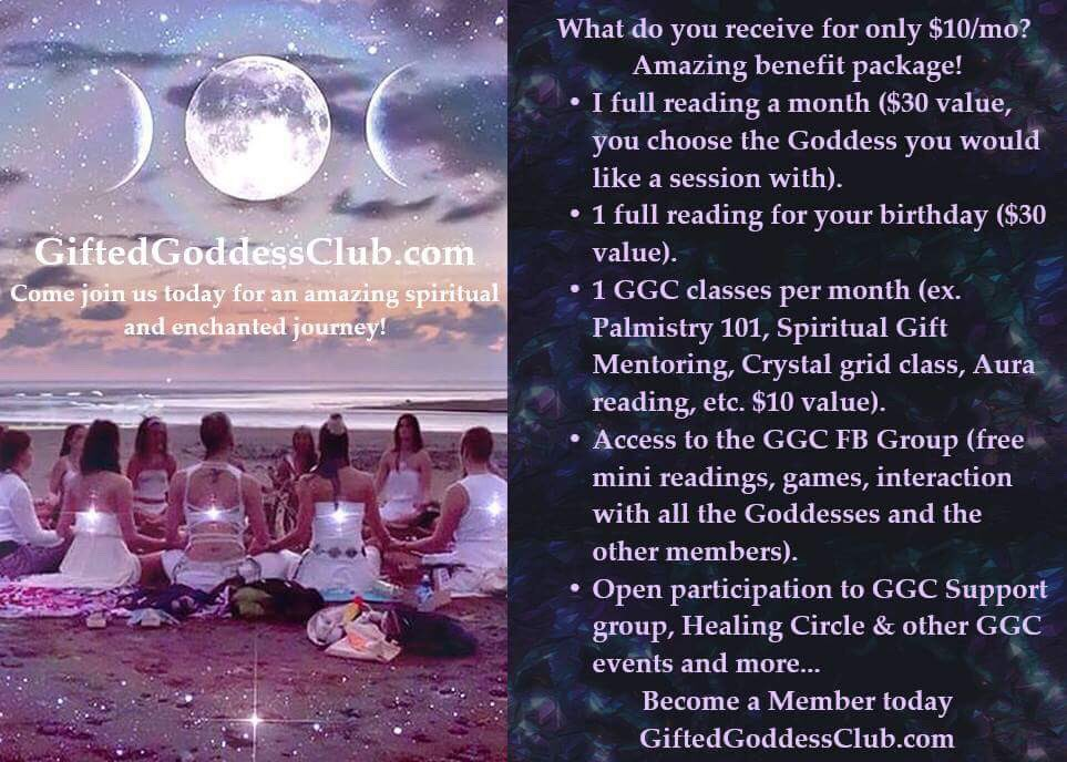 gifted goddess club (@gifted_club) | Twitter