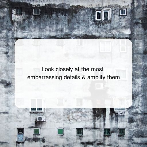 Oblique Strategies's photo on Lacombe
