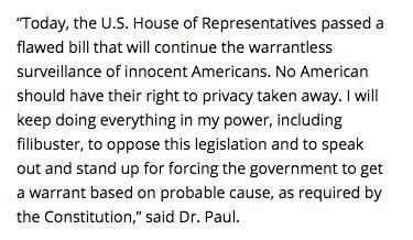 Senator Rand Paul on Twitter