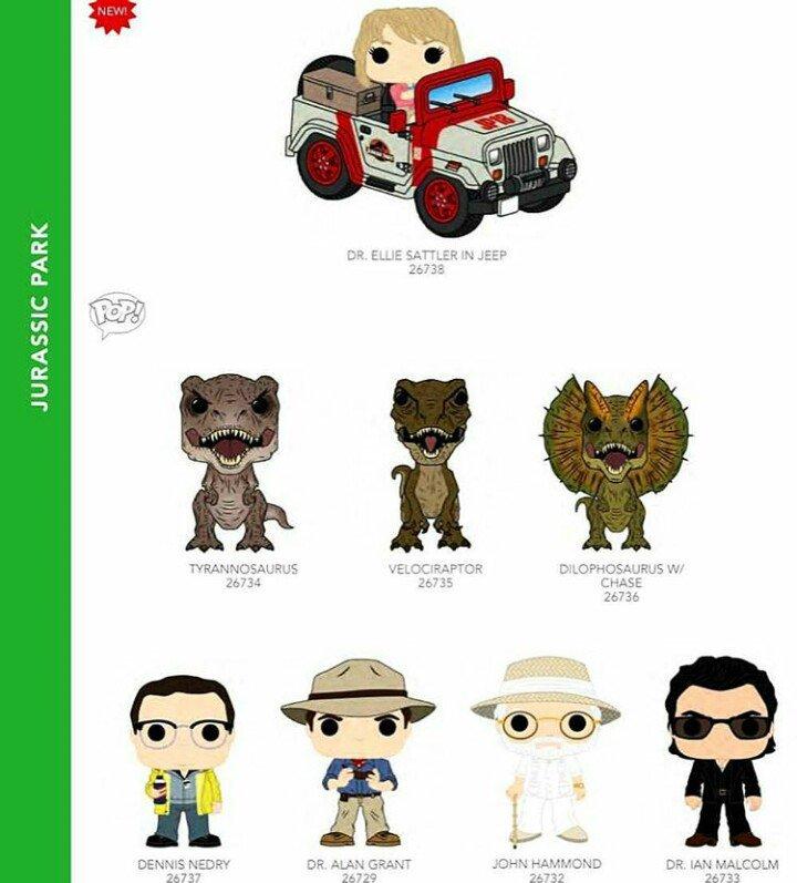 Jurassic Park/World Funko POPs DTSCBi0XcAE71xL