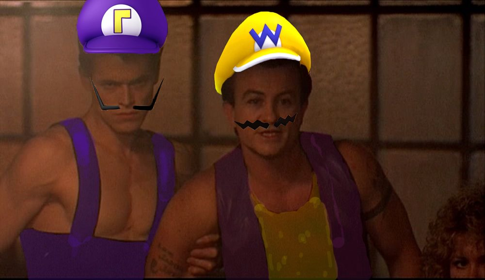 @DanRyckert Thought you might appreciate this picture of the live-action Wa-Bros I uncovered. https://t.co/wZikkpXhHt