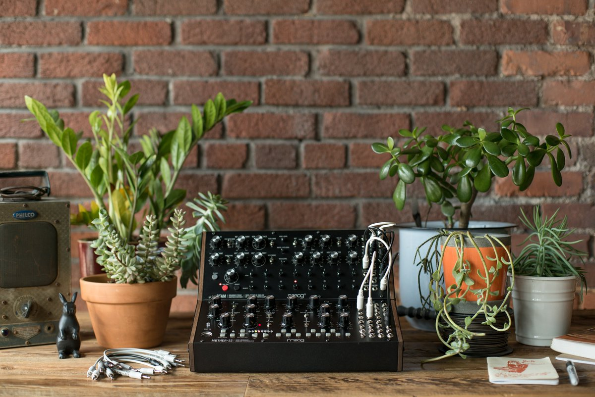 DFAM is the first addition to our Mother ecosystem of semi-modular synthesizers. Synchronize multiple #DFAM and #Mother32 #synths together, or fully integrate this analog instrument into a modular #Eurorack production environment.   See & hear DFAM here: https://t.co/Ag7x35AILl