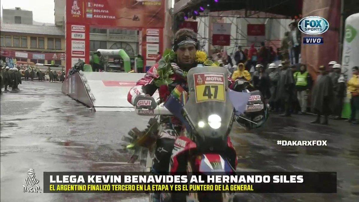 FOX Sports Argentina's photo on Benavides