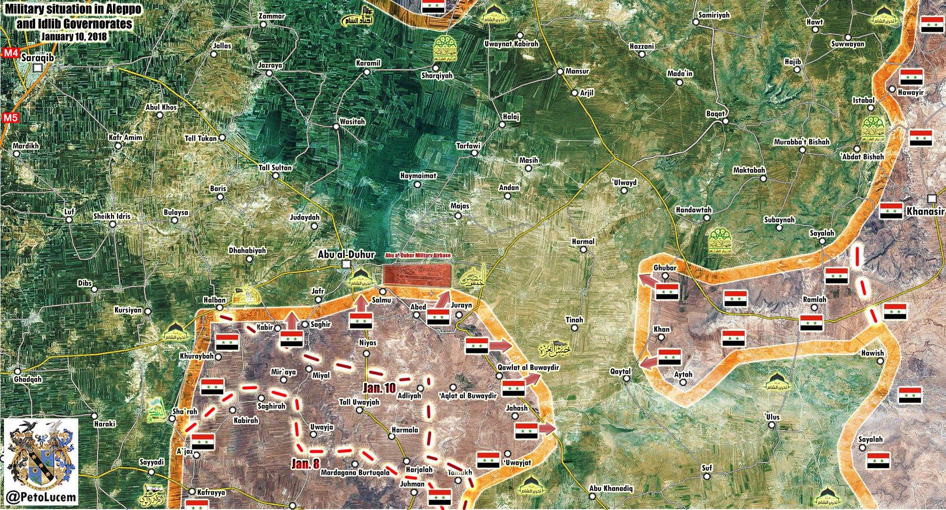 Syrian War: News #16 - Page 22 DTSOmXeWsAEyTks