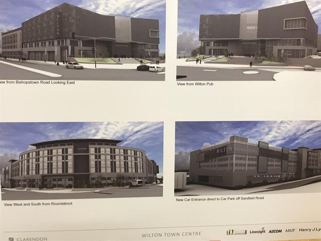 CORK | Wilton Town Centre | 7 fls (54m) | Planning Granted