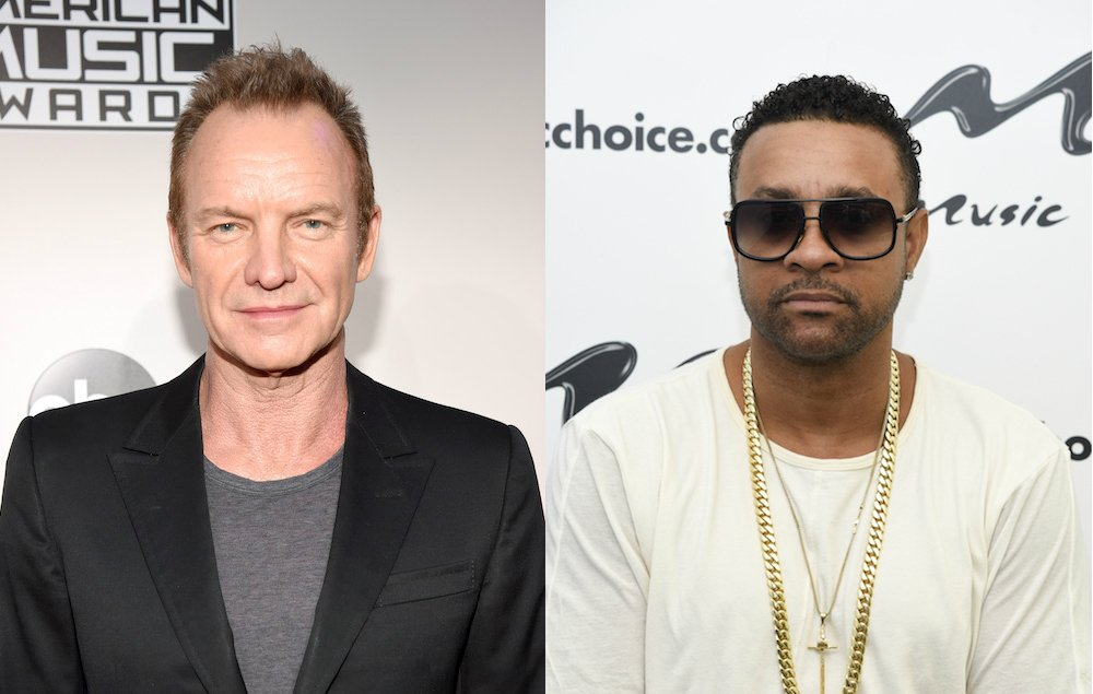 NME's photo on Sting