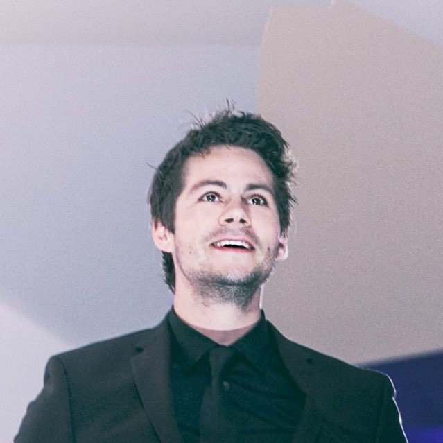 literally my face when i see dylan o'bri...
