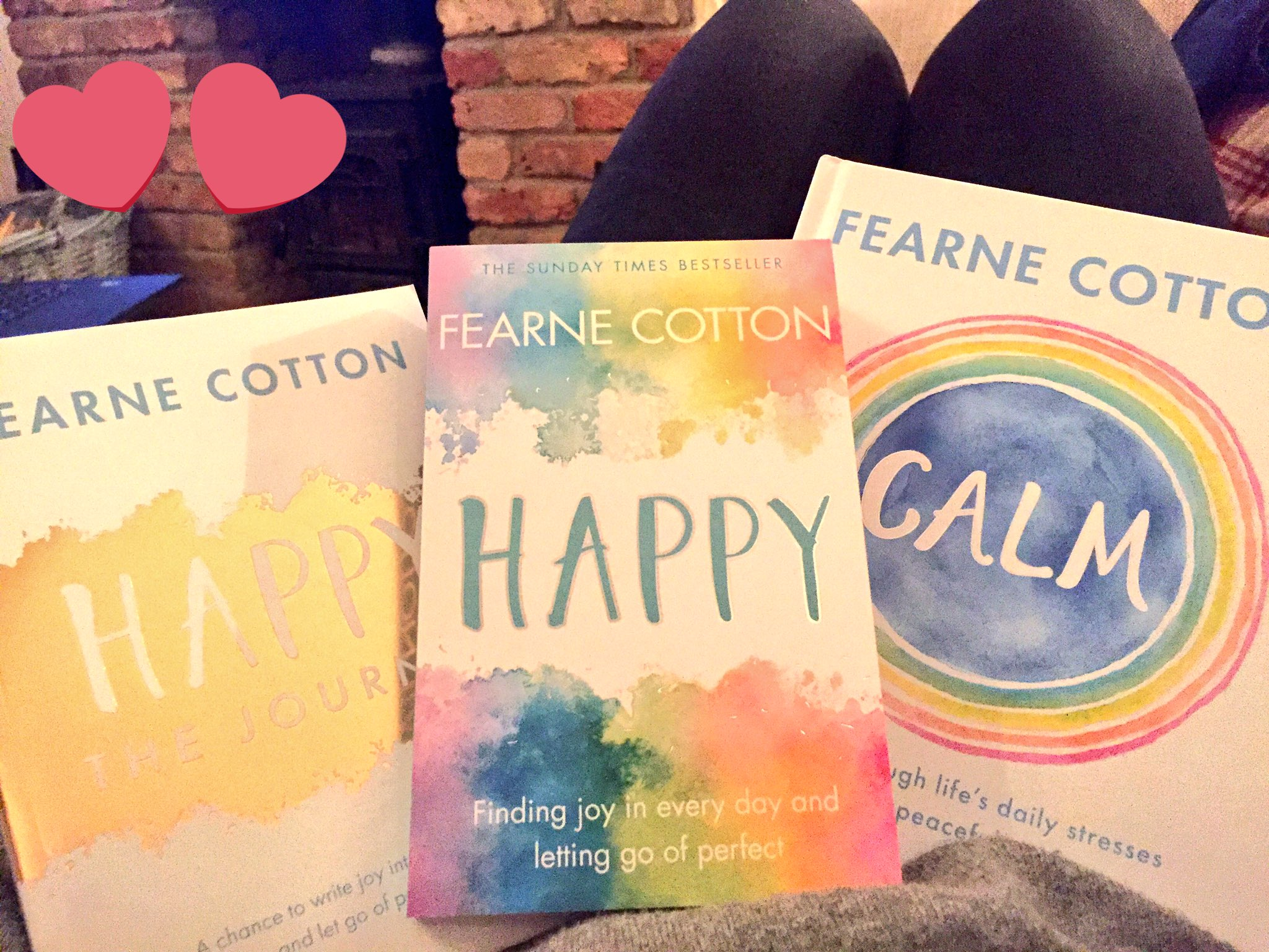 RT @khjudge08: @Fearnecotton So excited about what arrived for me today! Can't wait to get started! Thank you https://t.co/zHel7MtsI3