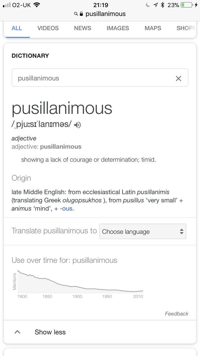 term pussy