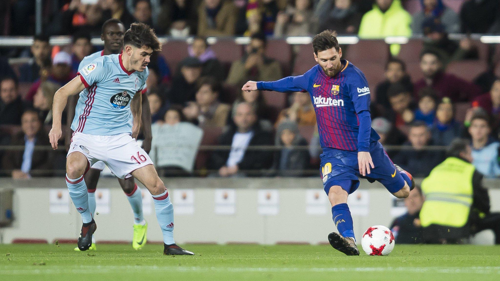 Barcelona vs Celta Highlights