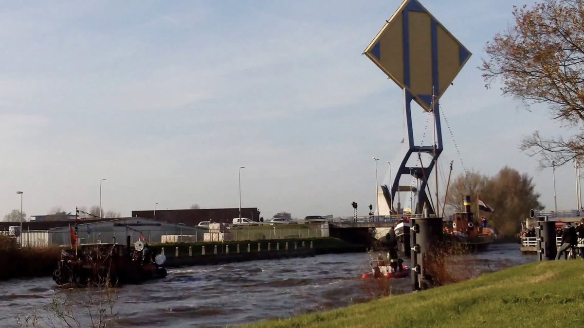 This is the Slauerhoffbrug — otherwise k...