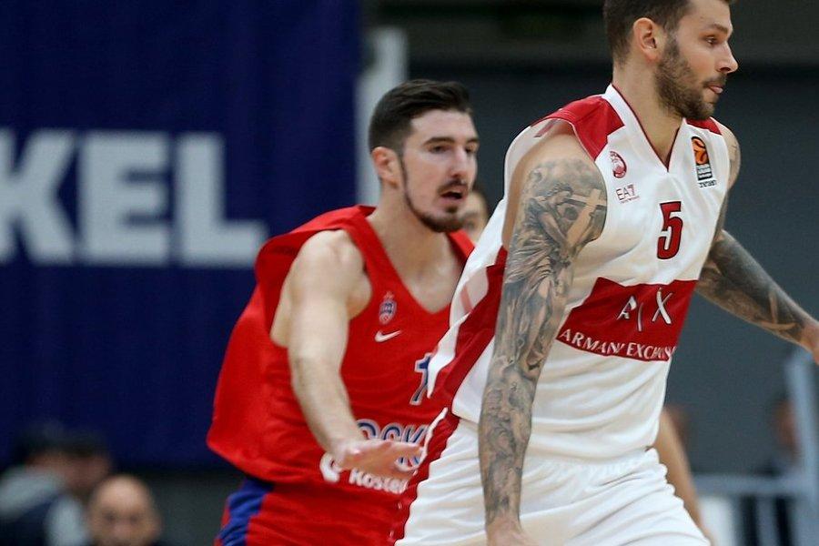 Actu basket's photo on CSKA