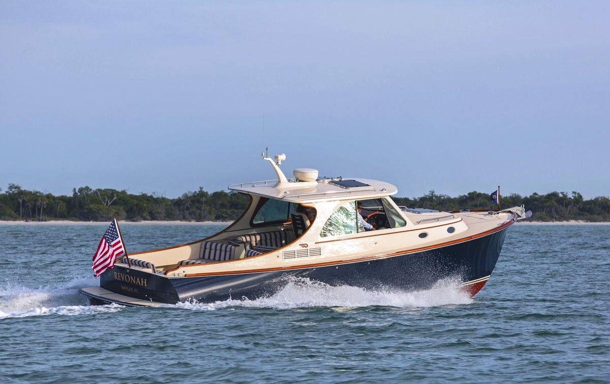 Hinckley Yachts on Twitter: