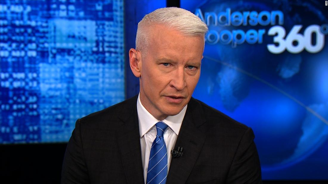 Anderson Cooper: The people of Haiti have withstood more than our President ever has https://t.co/wOhJ8lPlhL