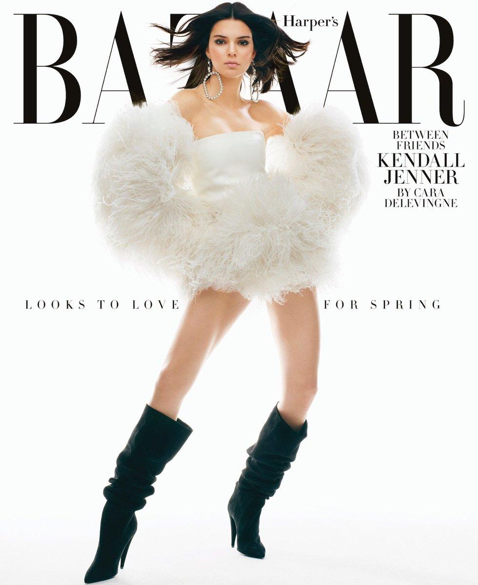 2018! Harper's Bazaar @harpersbazaarus & Sølve Sundsbø