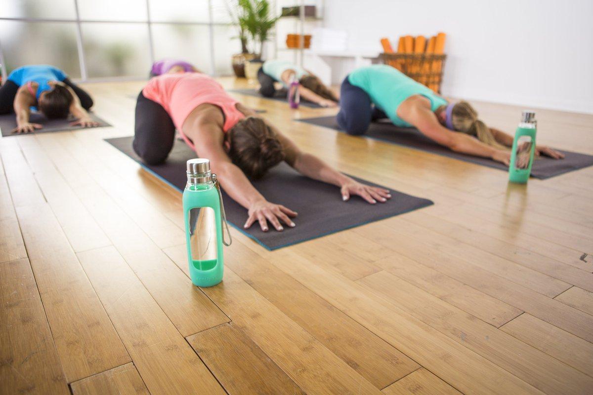 Yoga allows you to pause and connect with your body.   What other ways do you practice mindfulness throughout the week?   #GoContigo #Contigo #Yoga https://t.co/YxO7kExbi8