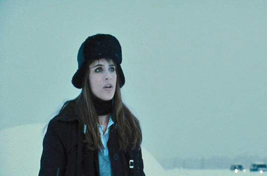 Happy to Amanda Peet who portrayed Agent Dakota Whitney in