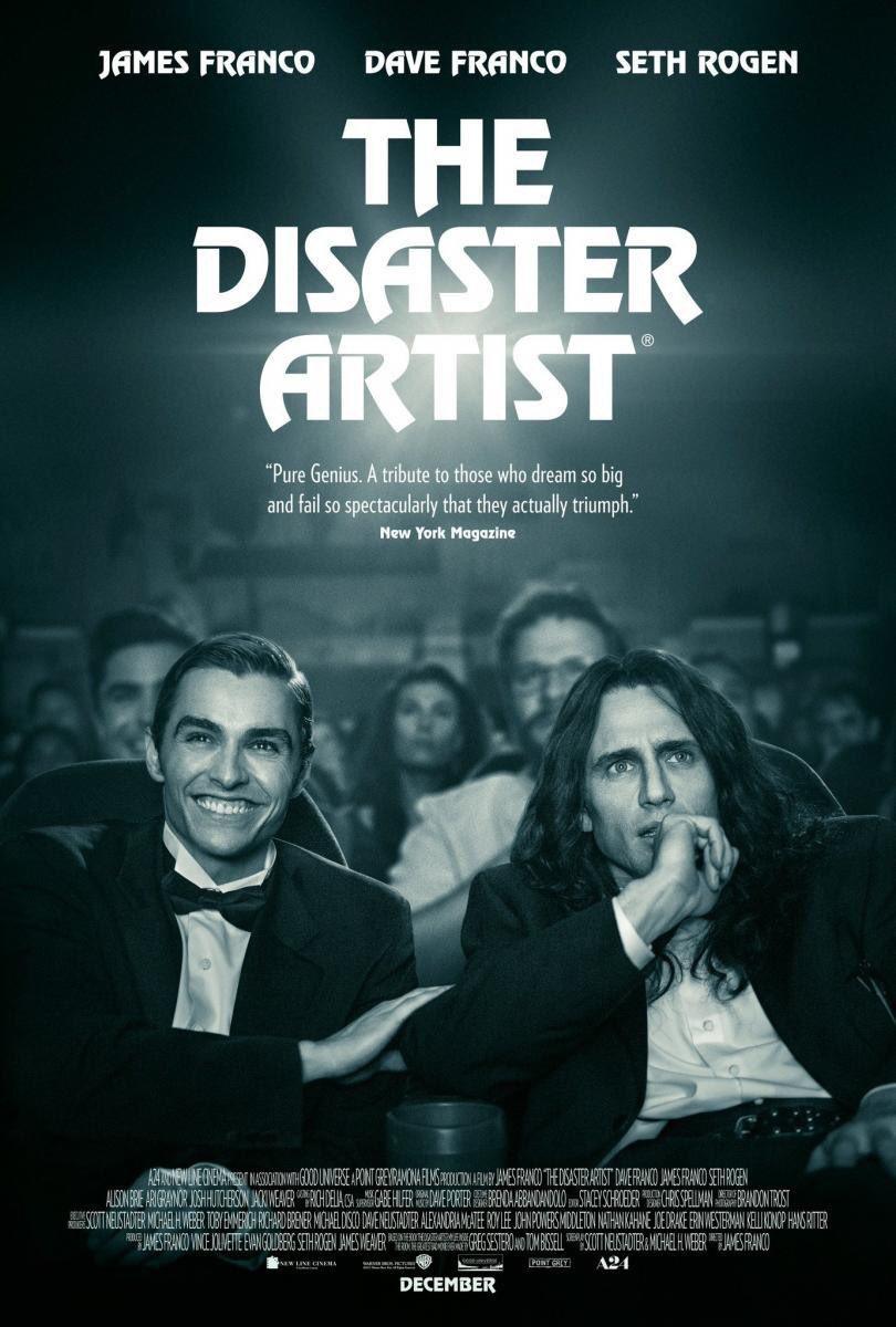 Por favor, id a ver #disasterartist. Jam...